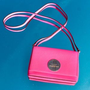 Kate Spade Hot Pink Crossbody Handbag